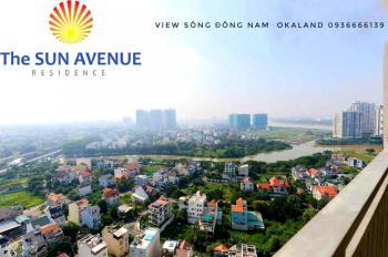 Kẹt tiền chính chủ bán gấp 2PN 75m2, view sông Đông Nam mát mẻ 3.35 tỷ còn thương lượng 0936666139