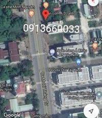 Bán đất ngay vị trí đắc địa - mặt tiền đường 30/4 trung tâm TP. Tây Ninh cách Vincom 80m