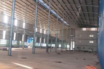 Cho thuê kho xưởng Dĩ An, 2200m2, mới, kiên cố, đường xe công, giá 85tr/tháng. LH 0931268002