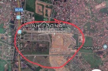 Sang nhượng gấp thửa đất 13LK04 nhìn cửa chung cư KĐG Đồng Bo DT 64m2, giá 43tr/m2. LH 0975616588