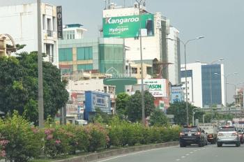 Cho thuê nhà căn góc 2 mặt tiền Cộng Hòa, phường 13, Tân Bình, 1 hầm 4 lầu, có thang máy