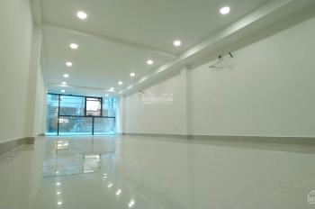 Cho thuê nhà mặt tiền Thiên Phước, P. 9, Tân Bình, 1 trệt 3 lầu trống suốt tiện làm VP, KD buôn bán