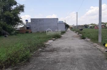 Bán đất SHR Đức Hòa - Long An, giá sỉ 5tr2/m2 đường ô tô, 2 mặt tiền, không mồ mả thổ cư 100%
