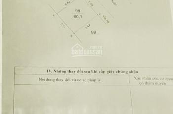 Rẻ bất ngờ, bán nhà MP Nguyễn Viết Xuân, Hà Đông 61mx4 tầng, MT 7,1m. LH: 0984135838