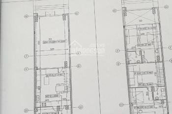 Cho thuê căn shophouse chung cư CT2 VCN Phước Hải, Nha Trang, DT 182m2 ngang 5,4m giá 30tr/ tháng