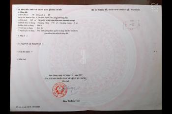 Bán đất Tân Tiến, Văn Giang, Hưng Yên cách 379 500m, LH: 0916247433