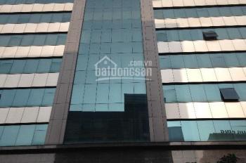 Cho thuê văn phòng tòa Hoàng Linh Tower, quận Cầu Giấy. DT: 90m2, 110m2, 130m2, 200m2, 310m2