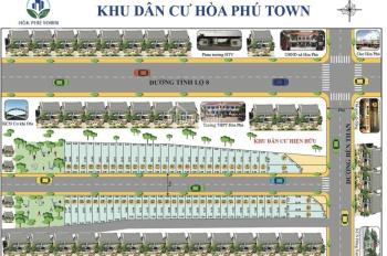 Bán đất 2 mặt tiền đường Bến Than, Củ Chi 86m2 giá 1.3 tỷ