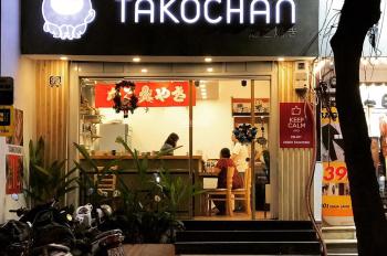 Cho thuê cửa hàng mặt phố Phạm Hồng Thái: 42m2, mặt tiền 4m, thông sàn, riêng biệt. LH: 0974557067