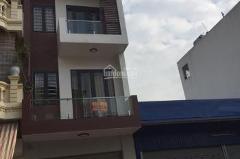 Bán nhà 4 tầng đường Lê Hồng Phong, Hải An, có gara ô tô, tiện KD, giá tốt