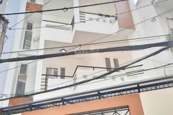 Hot, nhà nguyên căn sát MT Hoàng Văn Thụ, DT 7x11m, 3 lầu, giá 23 triệu/tháng