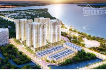 Thu hồi vốn tôi cần ra gấp 2 căn hộ Q7 Sài Gòn Riverside, 2PN 67m2 chỉ 2.07 tỷ, liên hệ: 0907911058