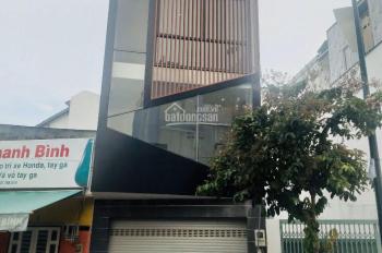 Tôi chính chủ bán nhà mặt tiền đoạn đẹp Bạch Đằng P2 Q Tân Bình, 4 tầng thang máy. Ngang 5m 13.8 tỷ