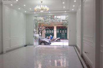 Bán LK xây mới (50m2x5T) Văn Phú - Hà Đông - Hà Nội, full nội thất, giá: 6.8 tỷ. LH: 098719855