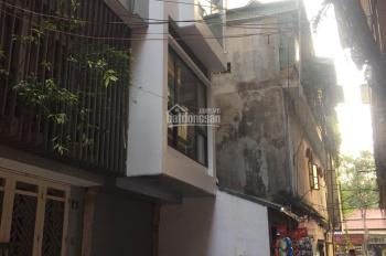 Bán nhà cách phố Thái Hà 10 m, ngõ ô tô, nhà xây mới 6 tầng thang máy, phù hợp để ở hoặc kinh doanh