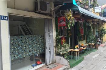Cho thuê nhà  rieng phố Trần Phú- Hoàn Kiếm. Tổng diện tích 24m2