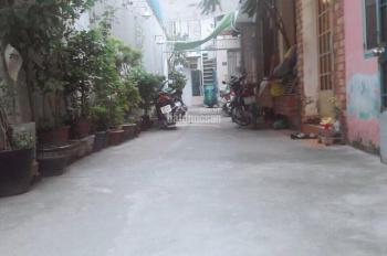 Nhà sổ hồng riêng 1 lầu 20m2 HXH 4m Tân Thuận Tây, Q7