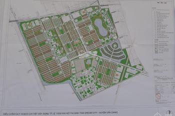 Đất thổ cư giáp KĐT Đại An KĐT Dream City tại Văn Giang - 700 ha do Vingroup làm CĐT. LH 0942880888