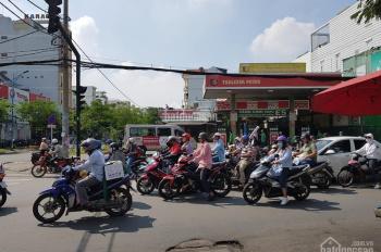 Bán cây xăng góc 2MT đường Đồng Đen và Hồng Lạc. DT: 15.6mx39.3m hơn 600m2 sang cả GPKD giá 125 tỷ