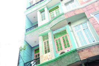 Bán nhà hẻm 6 mét, trung tâm Q1, sổ hồng chính chủ, gần cửa Bắc chợ Bến Thành