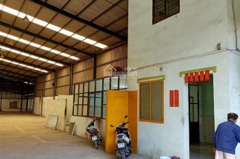 Trí BĐS, nhà xưởng 1.631m2 MT Trần Văn Giàu, xã Phạm Văn Hai. Gần ngã 4 Kênh A, xưởng đẹp