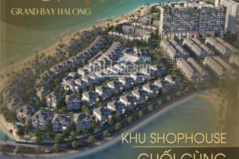 Bán lại căn nhà phố thương mại gần hồ, gần bãi biển Hạ Long, vốn ban đầu chỉ từ 2 tỷ, LH 0948516993