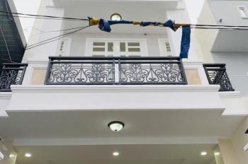 Nhà phố đẹp nhất Thủ Đức 1T 3L đối diện đại học Luật KDC Hưng Phú sổ hồng riêng, Hiệp Bình Chánh