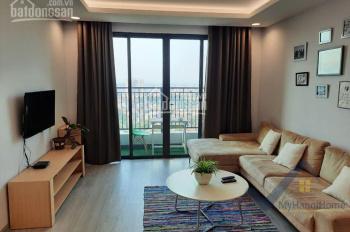 Cho thuê căn hộ One 18 Ngọc Lâm Long Biên, 2PN full nội thất 13tr/th. LH: 0989.318.368