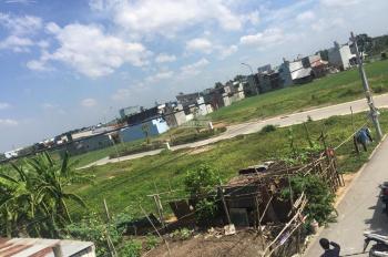 Bán đất sổ đỏ xây phòng trọ KDC Chợ Vĩnh Lộc A liền kề KCN Vĩnh Lộc