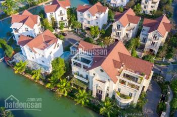 Bán gấp biệt thự vip Bằng Lăng Vincom Riverside, diện tích 597m2. LH 0988551558