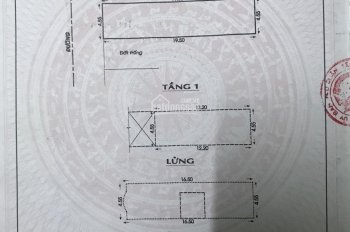 Bán nhà 2 mặt tiền Tân Sơn, Tân Bình, 12tỷ, sổ hồng, đang cho thuê kinh doanh 19tr