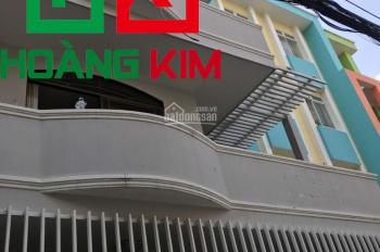 Nhà 3 lầu, DT 8x20m, MT Nguyễn Minh Hoàng, P. 12