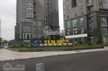 Chung cư E4 Yên Hòa (Vũ Phạm Hàm) bán căn 3PN duy nhất, DT 120m2, giá chỉ 34,5tr/m2. LH 0396993328
