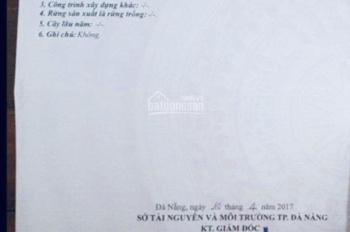 Bán 3 lô liền kề mặt tiền Nguyễn Tất Thành thích hợp xây khách sạn, giá rẻ nhất thị trường 93 tr/m2