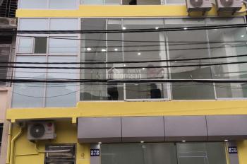 Cho thuê nhà mặt phố Hồng Hà 115m2 x 4 tầng, MT 7m, thông sàn. Giá thuê: 30tr/th, 0974433383