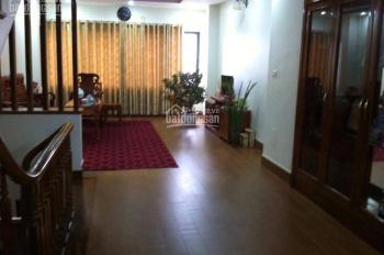 Cho thuê nhà 60m2x5T ở ngõ Nguyễn Cơ Thạch KĐT Mỹ Đình 1