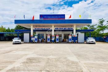 Bán cây xăng xã Tân Phú, huyện Đức Hòa, Long An, DT: 2105m2 đang có doanh thu 30tr một ngày