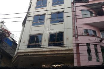 Bán nhà MT đường Nguyễn Thị Nhỏ, Lý Thường Kiệt, Tân Bình, 4x15m, 3 lầu mới, giá 15 tỷ