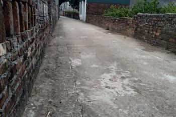 Bán đất thôn Mộc Hoàn, xã Vân Côn, Hoài Đức, 50m2