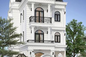 Cho thuê biệt thự trung văn Vinaconex 3, Biệt thự hoàn thiện kiến trúc tân cổ điển, có thang máy