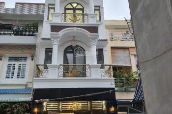 Mặt tiền nội bộ đường Giải Phóng - Thăng Long phường 4 Tân Bình 1 trệt 3 lầu 6 phòng ngủ 7 toilet