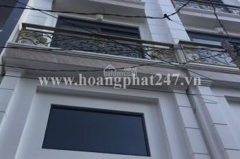 Bán nhà hẻm 1 trục Lê Quang Định, P5, Bình Thạnh giá 6,1 tỷ