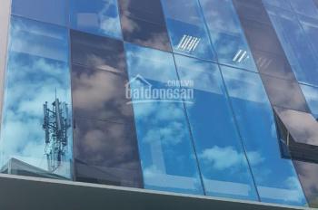Cho thuê MB tầng trệt DT: 10 x 20m tòa nhà đường 2 chiều, P. 4, Q 3. Giá 60 tr/th 0915769007