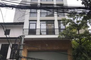 Cho thuê nhà mặt phố Triệu Việt Vương - 110m2 - Mặt tiền 7m - 3 tầng