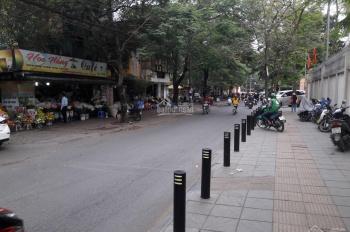 Cho thuê cửa hàng mặt phố Đào Tấn, DT 30m2, vỉa hè rộng bát ngát dài tới hơn 20m
