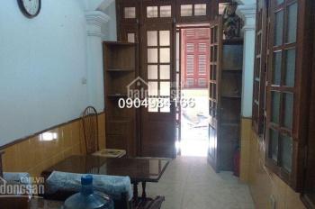 Cho thuê nhà riêng 4 tầng đủ tiện nghi phố Trần Phú, giá 10 tr/tháng