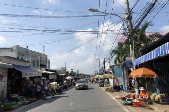 Đất thổ cư mặt tiền đường tại Phước An, Nhơn Trạch, giá rẻ, cách Hùng Vương 130m, đã có sổ