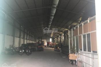 Cho thuê xưởng 500m2, Tân Bình, Dĩ An, Bình Dương