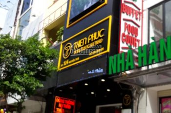 Bán gấp nhà 2 MT Phan Văn Trị, Q5 giá 12.6 tỷ