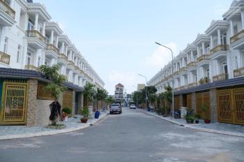 Bán nhà 3 tầng đường Võ Thị Sáu, Dĩ An, giá 1.935 tỷ, SHR. LH chính chủ: 0906.720.035